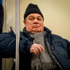 Пассажир [пассажиры московского метро]