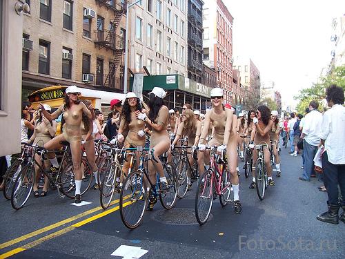Велопробег по бездорожью и разгильдяйству