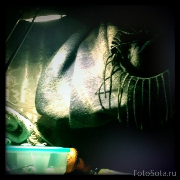 Сон швейной машинки
